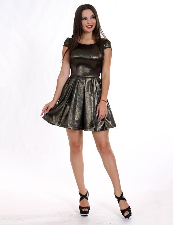 P 0512 A Платье с пышной юбкой