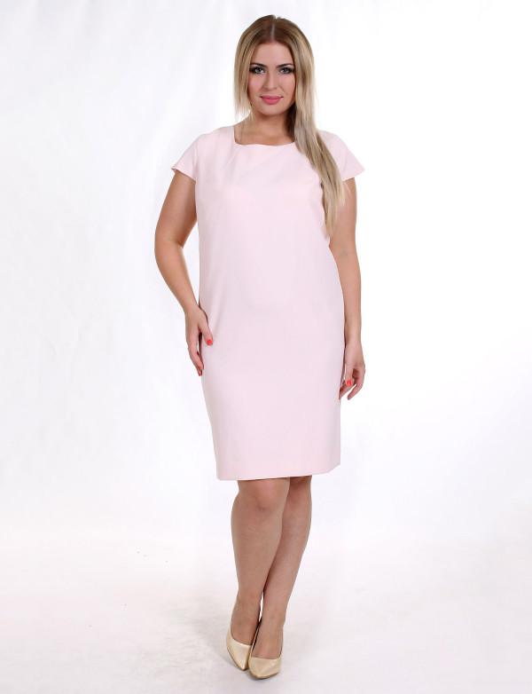P 0011 Платье коктейльное с гипюровым кардиганом