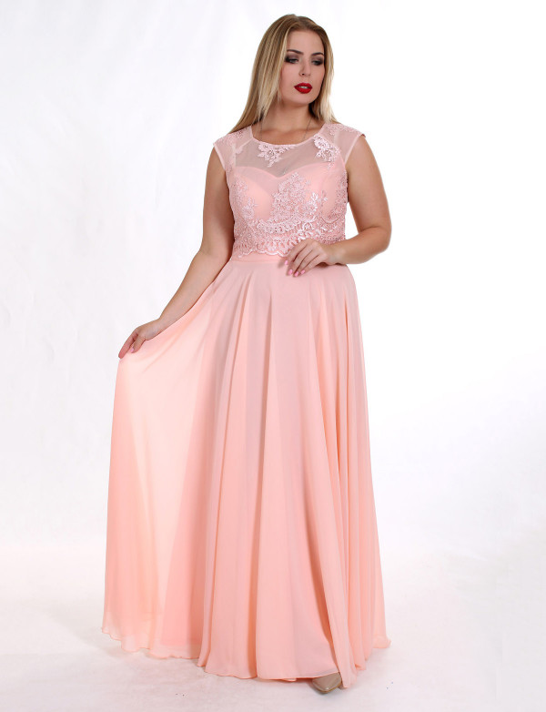 G 2133 Платье вечернее в виде топа и юбки