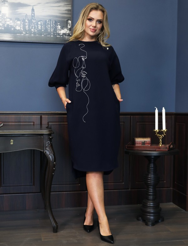 P 2090 Платье