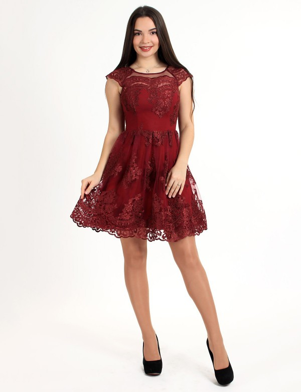 P 0787 9 Платье