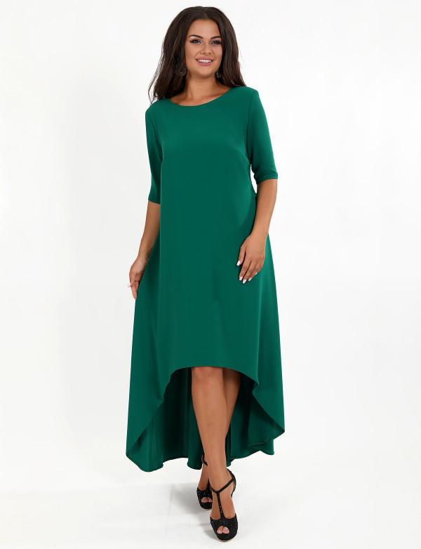 G 2165 A Платье вечернее свободного кроя