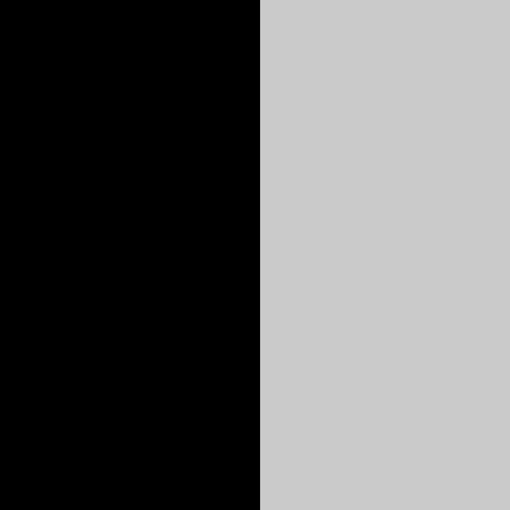 Black+Silver