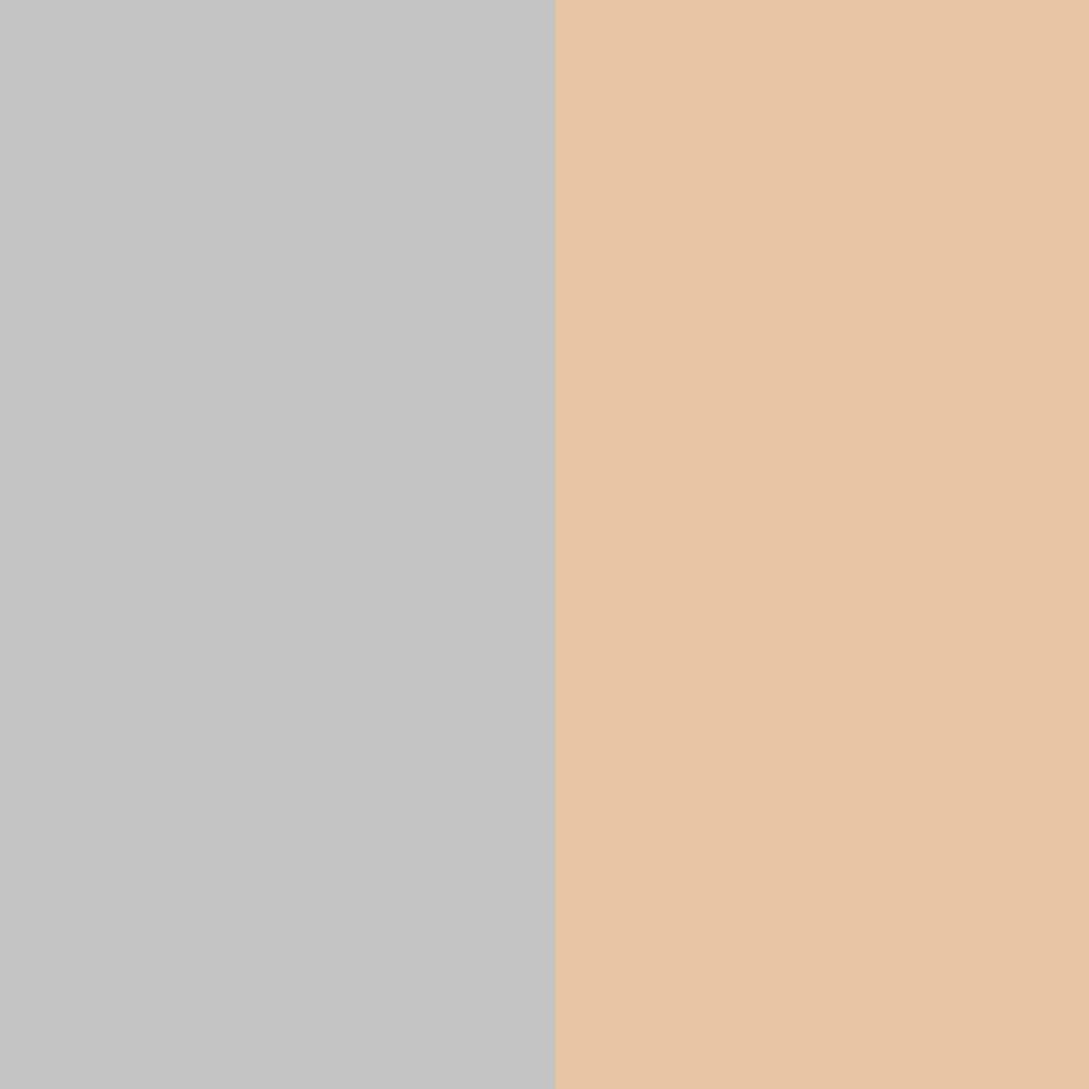 Silver+Peach